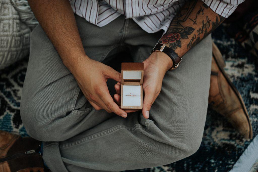 Workshop huwelijksaanzoek